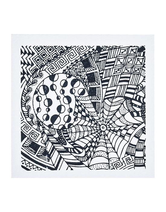 Texture stamps Cernit Dreams