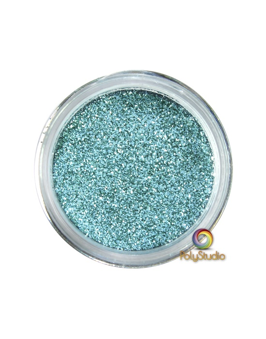 WOW embossing powder Totally Teal glitter