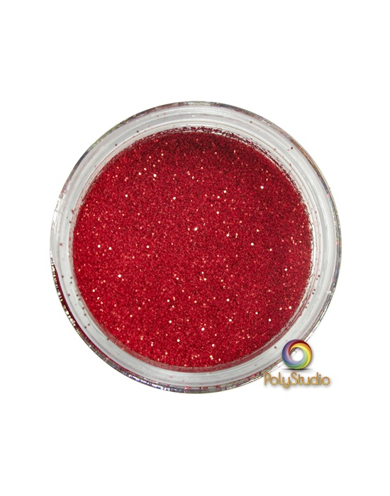 WOW embossing powder Red Glitz glitter
