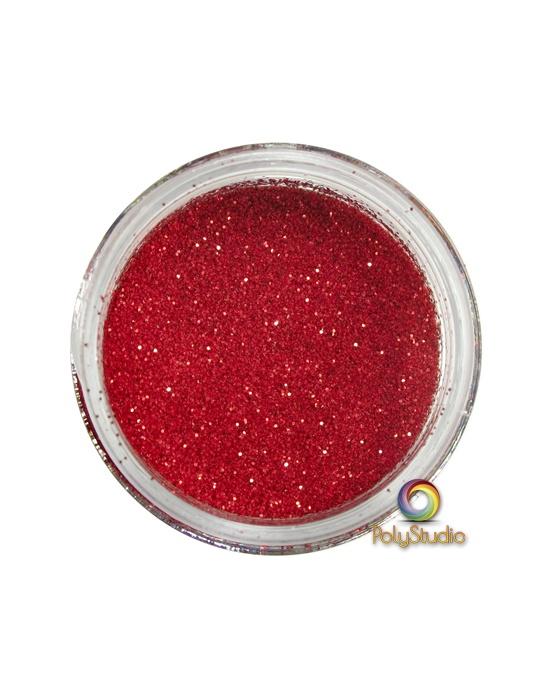 WOW embossing powder Red Glitz glitter