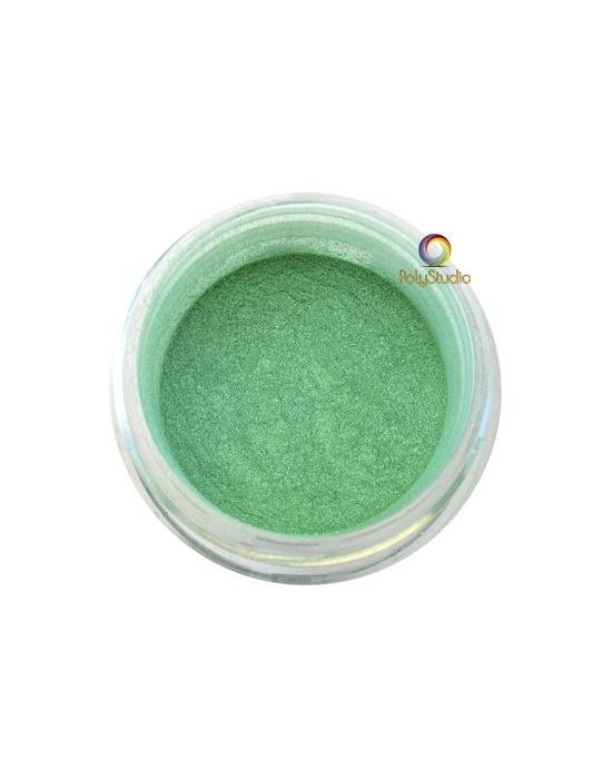 Poudre Pearl Ex Vert émeraude
