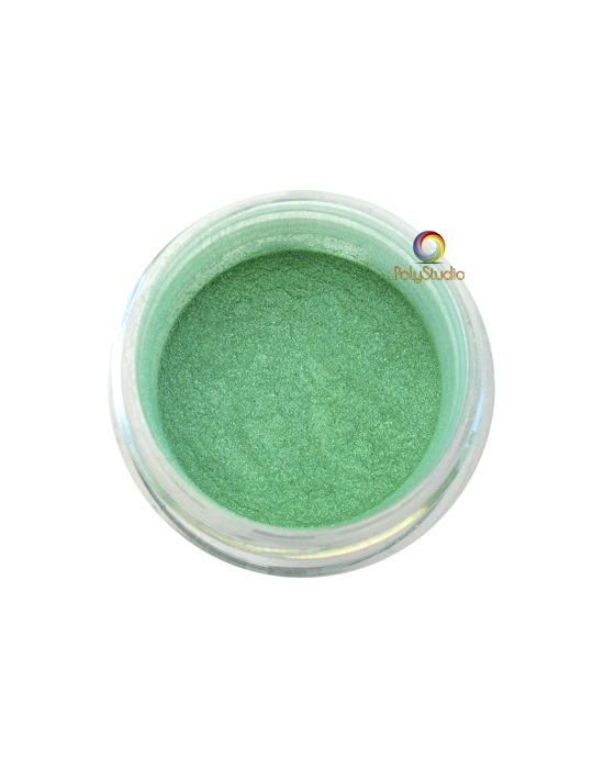 Pearl Ex powder jar 3 g Emerald