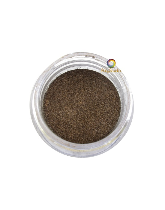 Pearl Ex powder jar Dark Brown