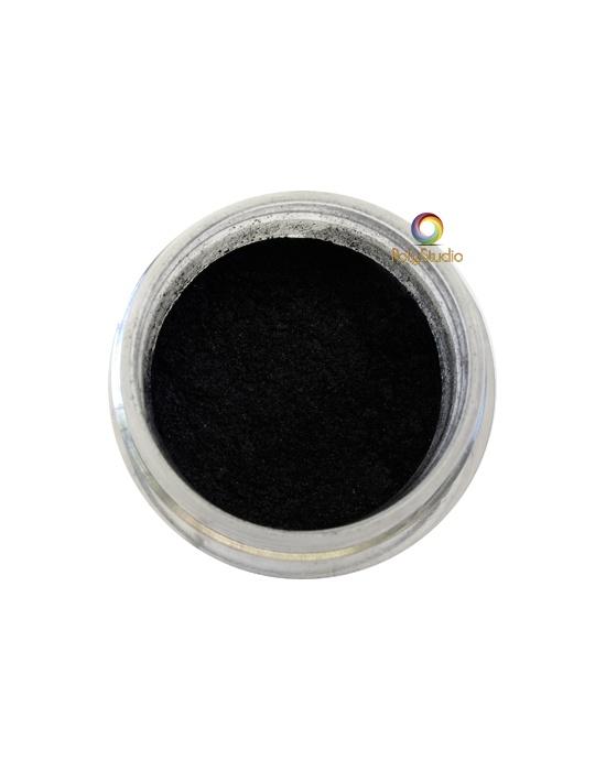 Poudre Pearl Ex Noir charbon