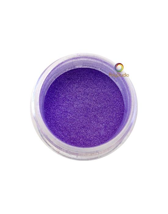 Pearl Ex powder jar Reflex Violet