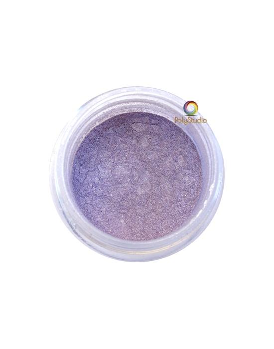Pearl Ex powder jar Grey Lavender