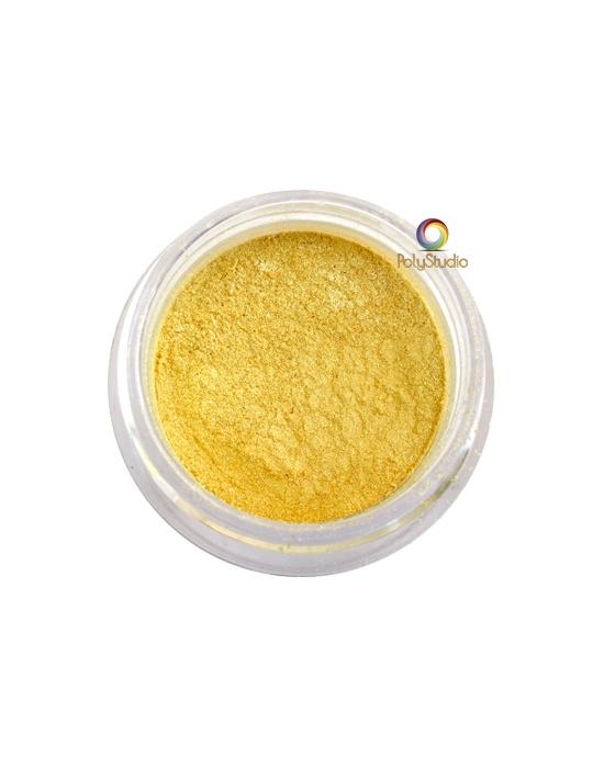 Pearl Ex powder jar 3 g Brilliant Gold