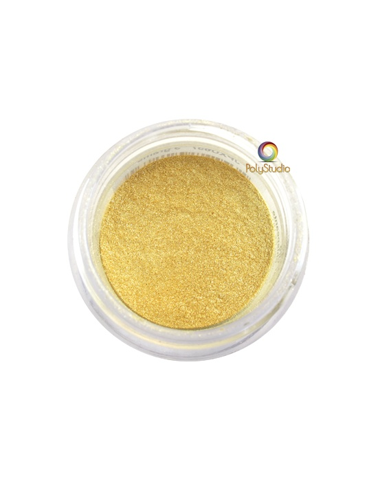 Pearl Ex powder jar Sparkle Gold