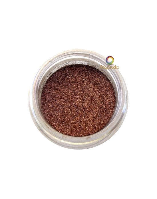 Pearl Ex powder jar 3 g Antique Copper