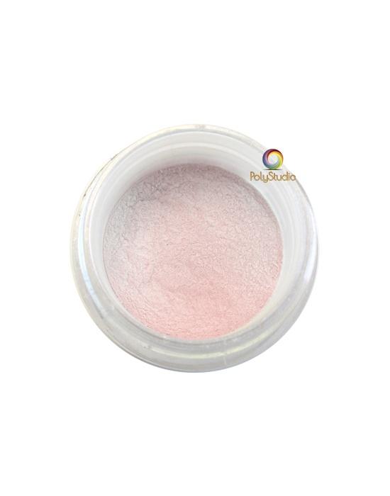 Pearl Ex powder jar Interference Red