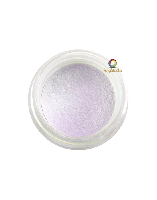 Pearl Ex powder jar Interference Violet