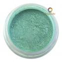 Pearl Ex powder jar Duo Green Purple