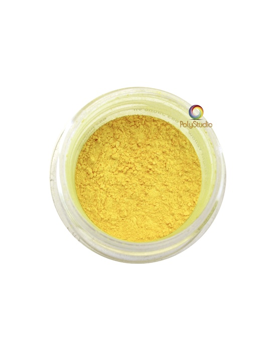 Pearl Ex powder jar 3 g Bright Yellow