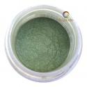 Pearl Ex powder jar Spring Green