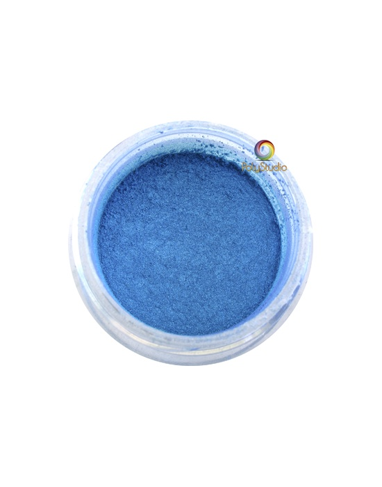 Pearl Ex powder jar 3 g Shimmer Blue
