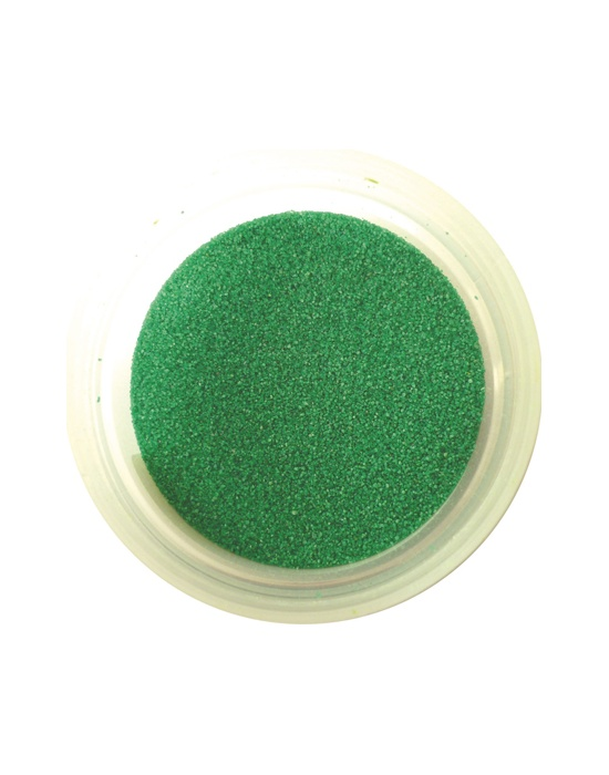 Colored sand Dark green 1,6 oz