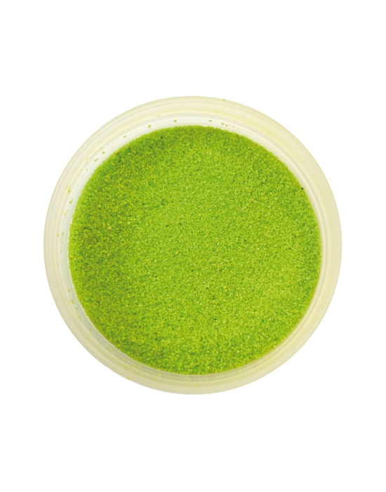 Colored sand Light olive Green 1,6 oz
