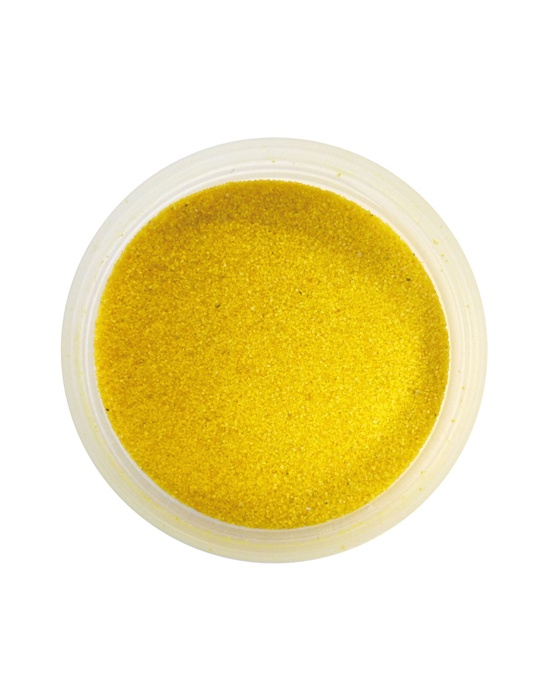 Colored sand Ochre Yellow 1,6 oz