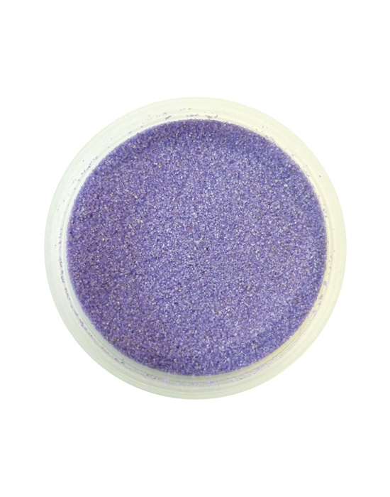 Colored sand Lilac pastel 1,6 oz