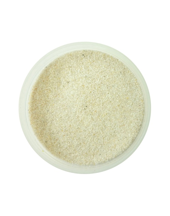 Colored sand Ecru White 1,6 oz