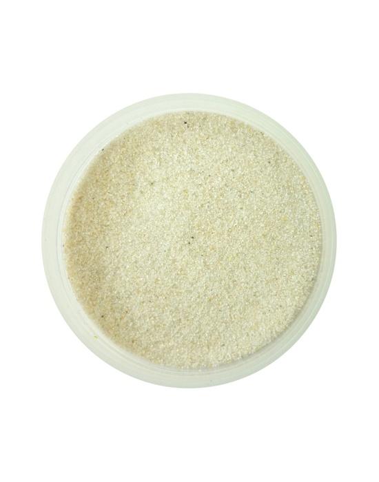 Colored sand Ecru white 1,6 oz