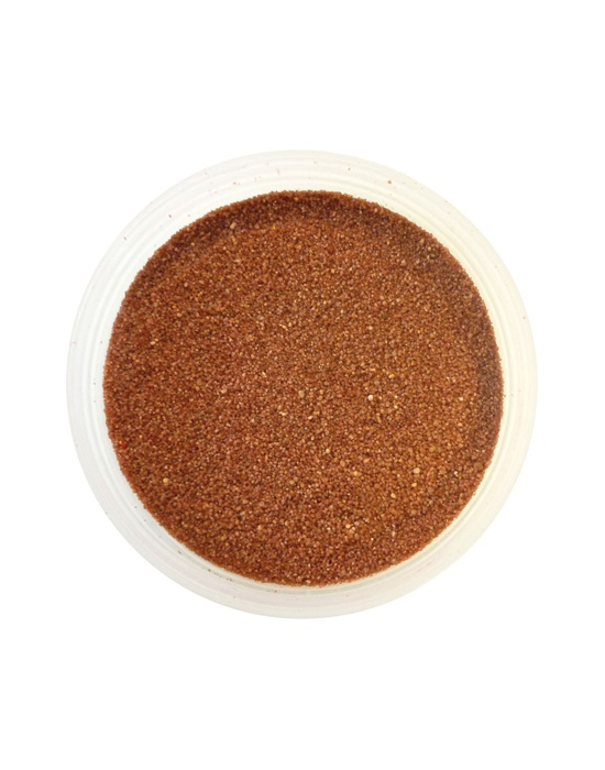 Colored sand Dark Brown 1,6 oz