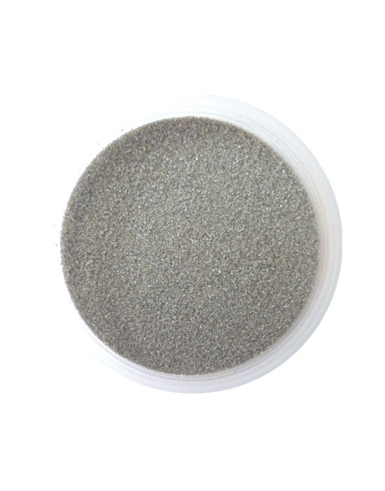 Colored sand Medium Grey 1,6 oz