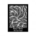 Écran de sérigraphie H. Breil Night wind