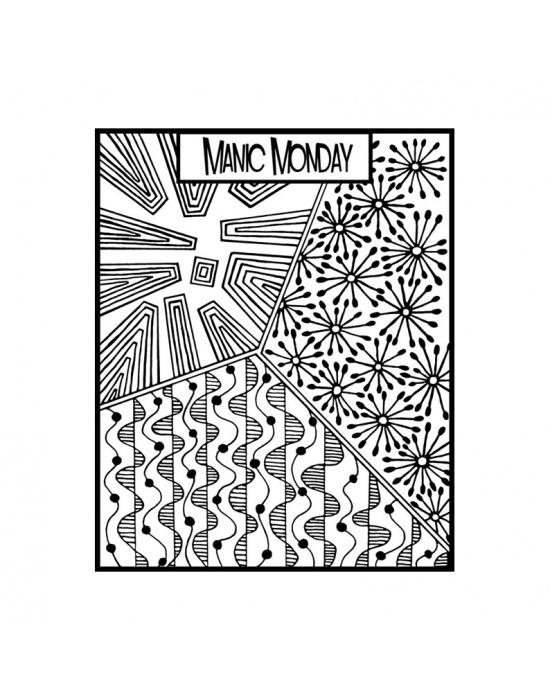 H. Breil Texture Manic Monday