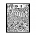 Texture H. Breil Conga Line