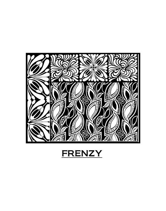 Pixie Art Texture Frenzy