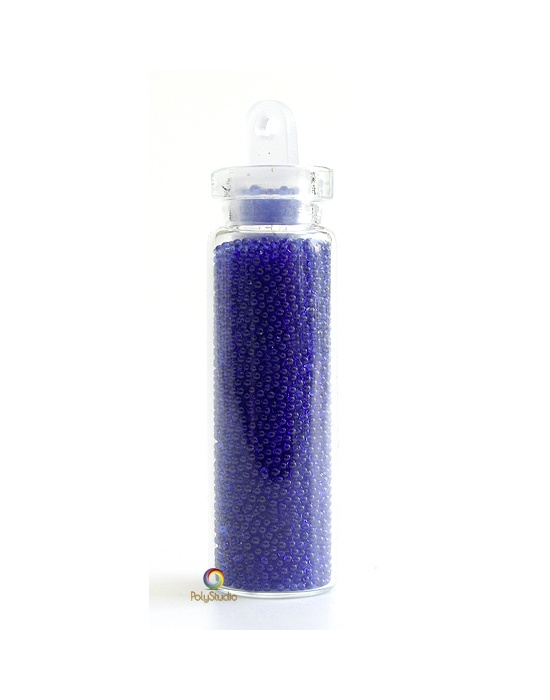 Microbeads cristal Navy blue