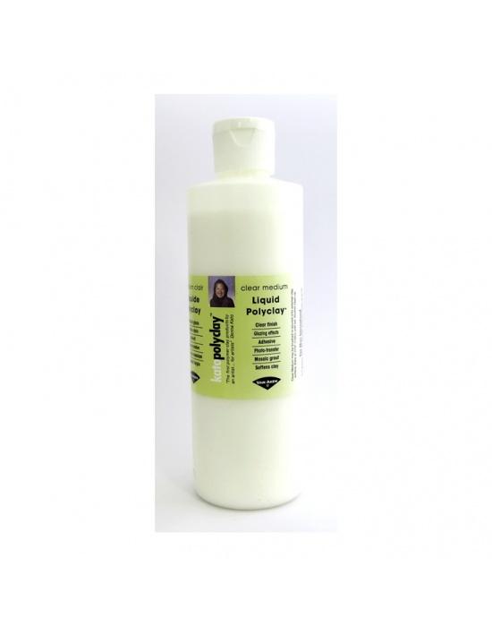 KATO liquid polymer clay - Transparent - 236 ml