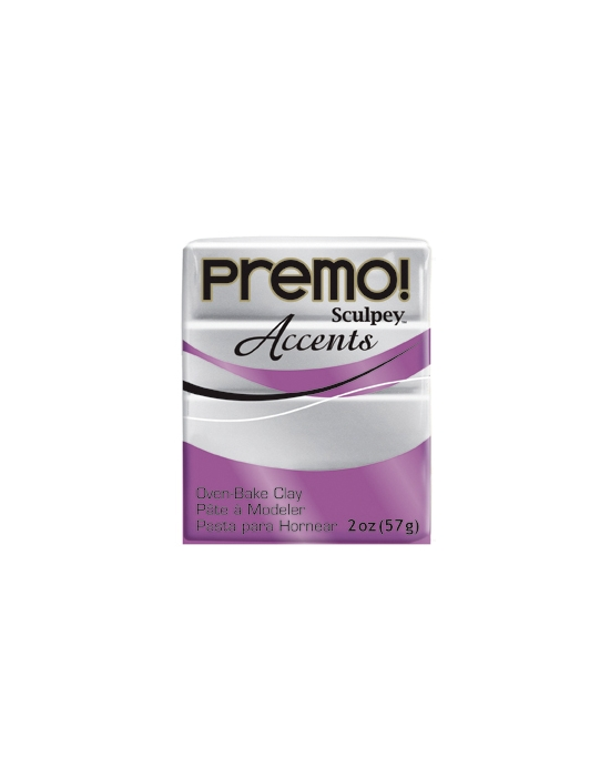 Premo! Accents 57 g Argent N° 5129