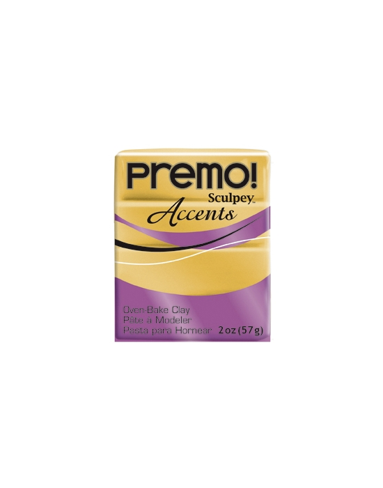 Premo! Accents 57 g 2 oz Gold 18 k Nr 5055