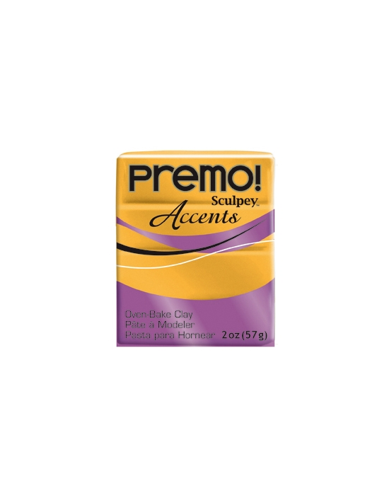 Premo! Accents 57 g 2 oz Gold Nr 5303