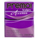 Premo! Accents 57 g 2 oz Purple Pearl Nr 5031