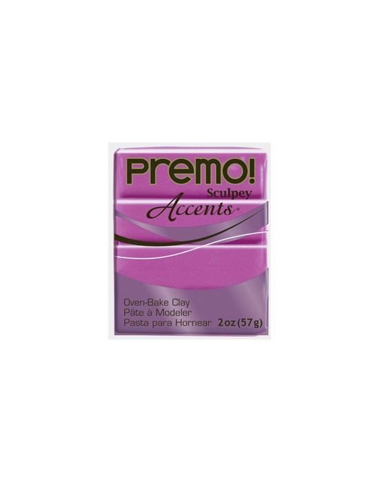 Premo! Accents 57 g 2 oz Magenta pearl Nr 5029