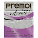Premo! Accents 57 g 2 oz Grey Granite Nr 5065