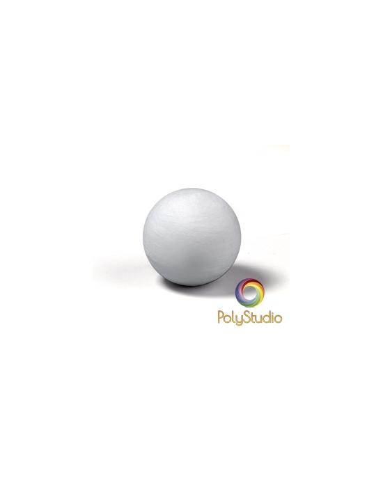Boule ouate diam. 2 cm