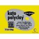 Kato Polyclay 56 g Yellow