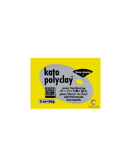 KATO Polyclay modeling clay 56 g (2 oz) Yellow