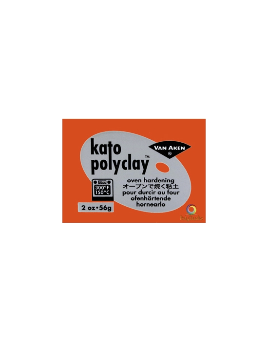 KATO Polyclay 56 g (2 oz) Orange