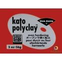 KATO Polyclay 56 g (2 oz) Red