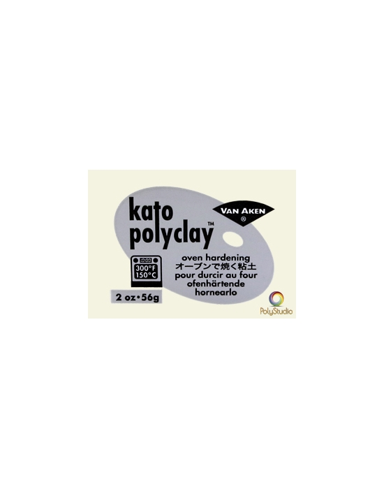 KATO Polyclay 56 g Translucide