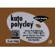 KATO Polyclay modeling clay 56 g (2 oz) Brown