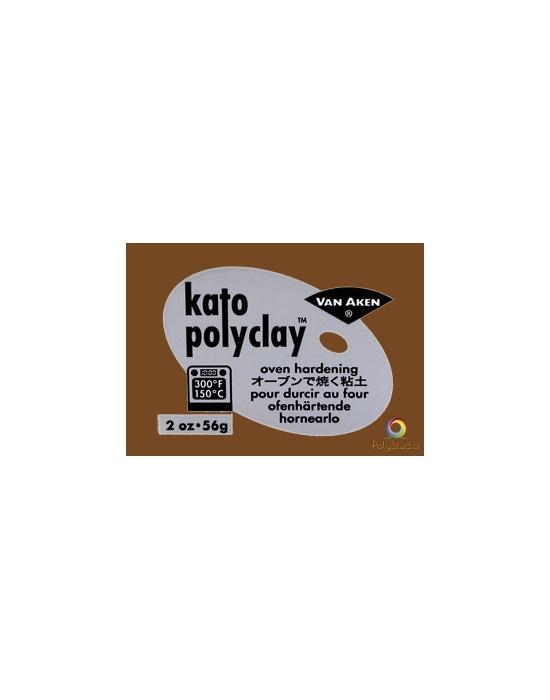 KATO Polyclay 56 g Marron