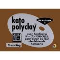 KATO Polyclay 56 g (2 oz) Brown