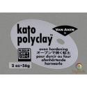 KATO Polyclay 56 g Métallique Argent