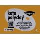 KATO Polyclay 56 g (2 oz) Gold metal